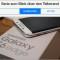 Beitragsbild zum Unboxing des Samsung Galaxy S6 edge