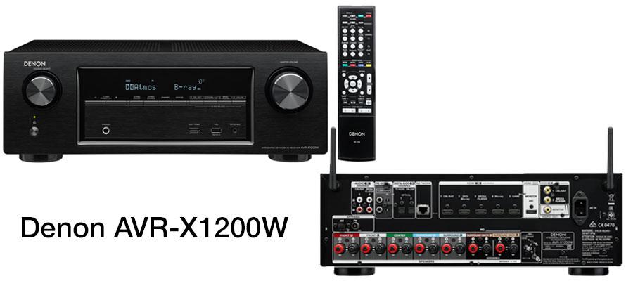 Denon-AVR-X1200W