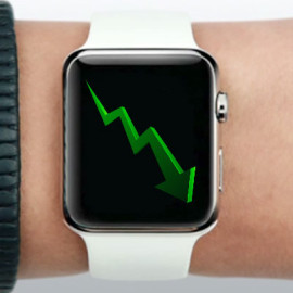 Downtrend_AppleWatch_Beitragsbild