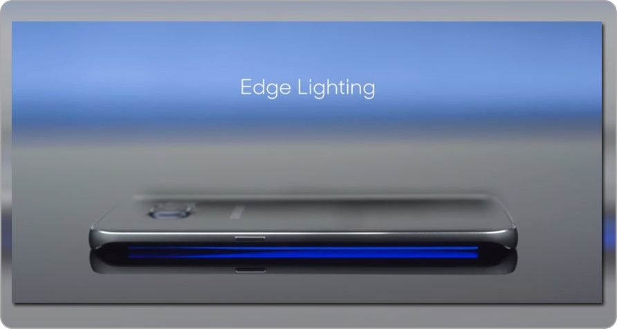 Edge Lighting Samsung S6 edge