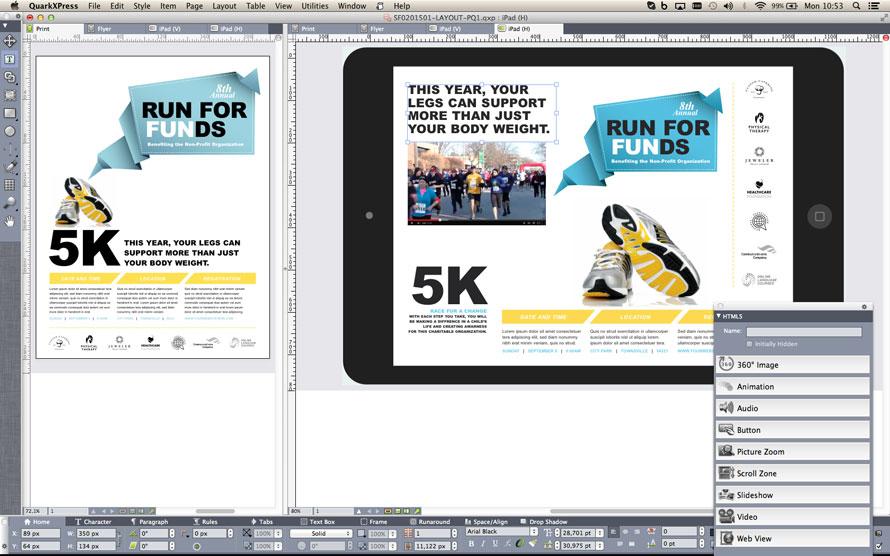 Von Print zu digital – mit QuarkXPress geht es einfacher