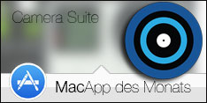 MacApp des Monats August 2015 - Camera Suite