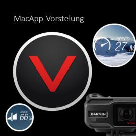 Beitragsbild MacApp Vorstellung von VIRB Edit