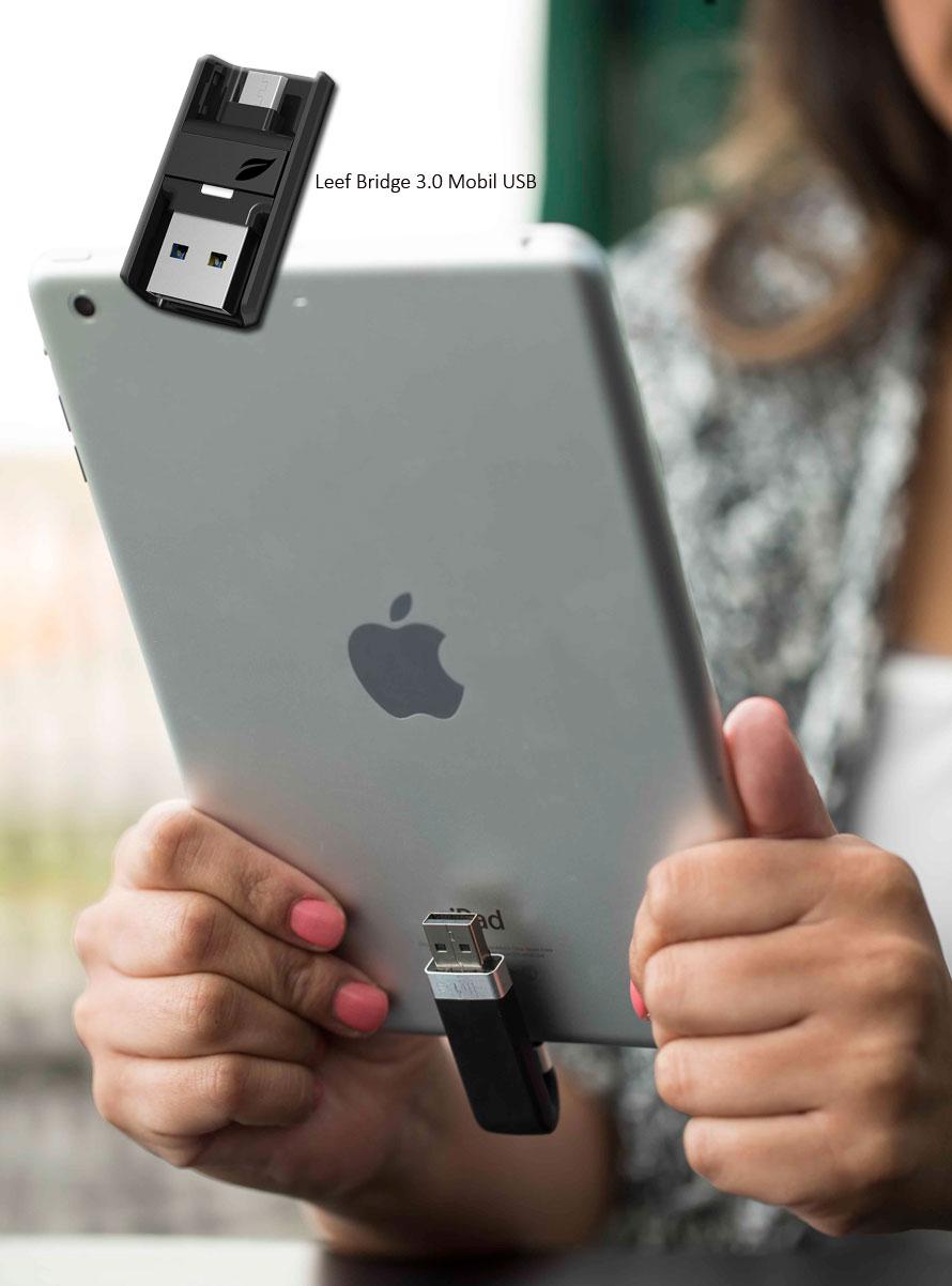 Leef Bridge 3.0 Mobil USB