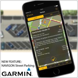 Garmin auf der IFA 2015 Beitragsbild NAVIGON Street Parking