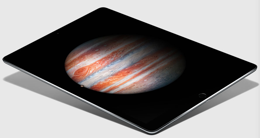 Auf einen ganzen Blick: Das iPad Pro