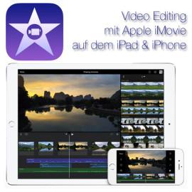 iMovie Upgrade am 22. Oktober 2015