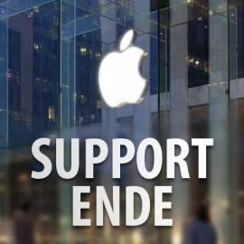Support ende