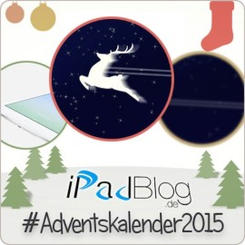 Ankündigung Adventskalender 2015 auf iPadBlog.de