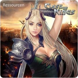 Ressourcen sammeln in Clash of Kings