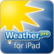 Weather Pro for iPad Icon
