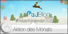 Aktion des Monats Dezember 2015 – Adventskalender2015