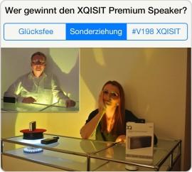 Beitragsbild XQISIT Premium Speaker in der 198. Videoepisode