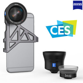 Beitragsbild ZEISS auf der CES 2016