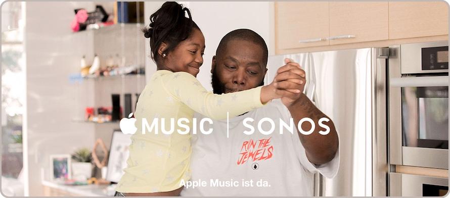 Apple Music ist auf Sonos da – News im Februar