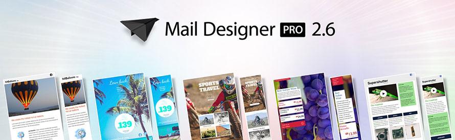 MailDesigner Pro 2.6 im Test bei iPadBlog.de