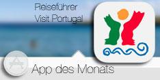 App des Monats Juli 2016 –Reiseführer Visit Portugal