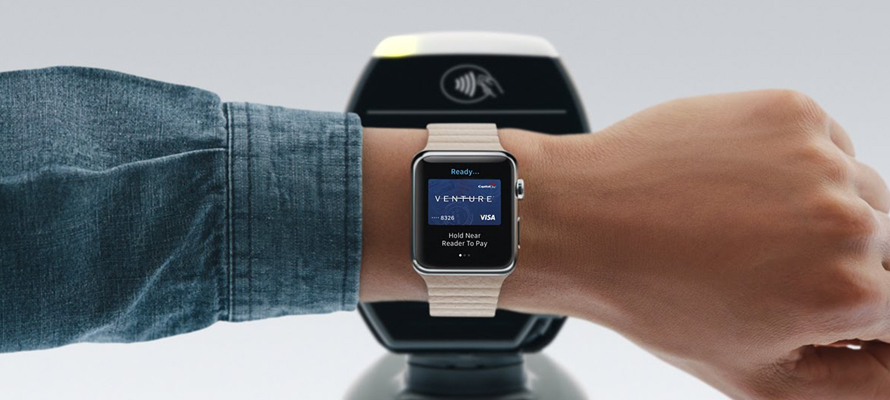 ApplePay Watch