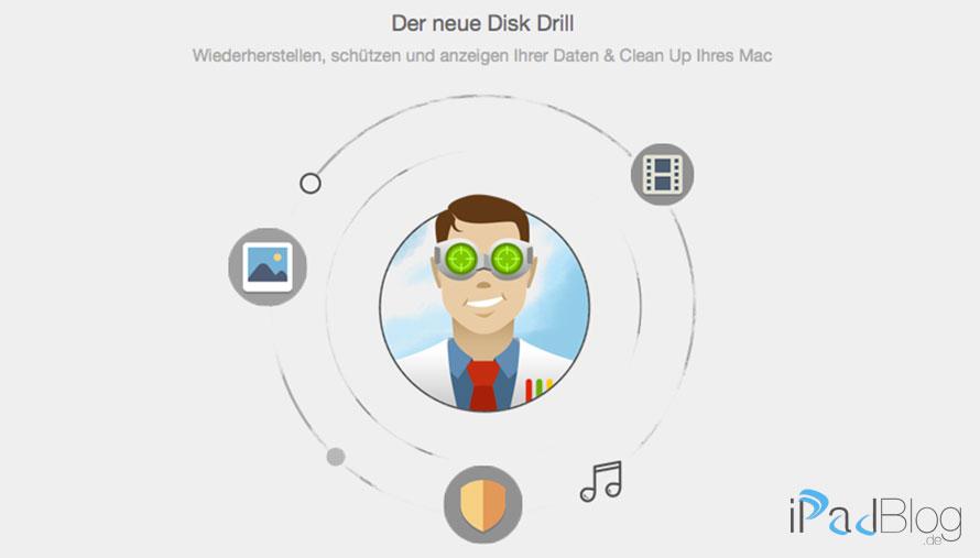 Was ist neu an Disc Drill?