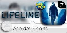 App des Monats September 2016 –Lifeline
