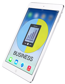 Business Apps – Icon for Landingpage 2017
