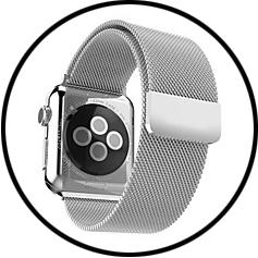 Armband Edelstahl Magnetverschluss für Watch