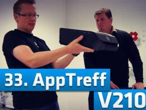 Beitragsbild zum 210. Video des 33. App-Treffs bei iPadBlog.de