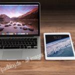 03 MacBook, iPad und iPhone
