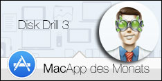 Software des Monats November 2016 – Disk Drill 3
