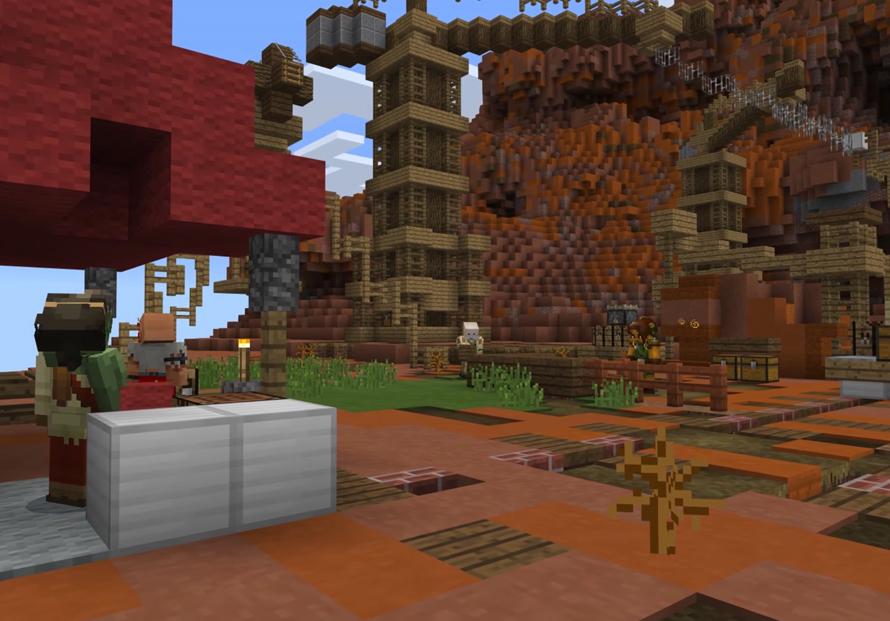 Minecraft Apple TV Edition jetzt mit Enders Update Beitragsbild