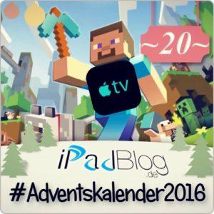 Minecraft für Apple TV Download im App Store Bild