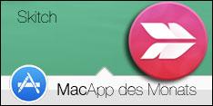 MacApp des Monats Januar 2017 – Skitch