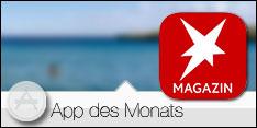 App des Monats April 2017 – stern Das Reporter Magazin
