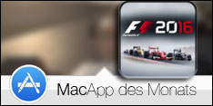 Software des Monats April 2017 – F1 2016