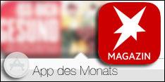 App des Monats Mai 2017 –stern Magazin