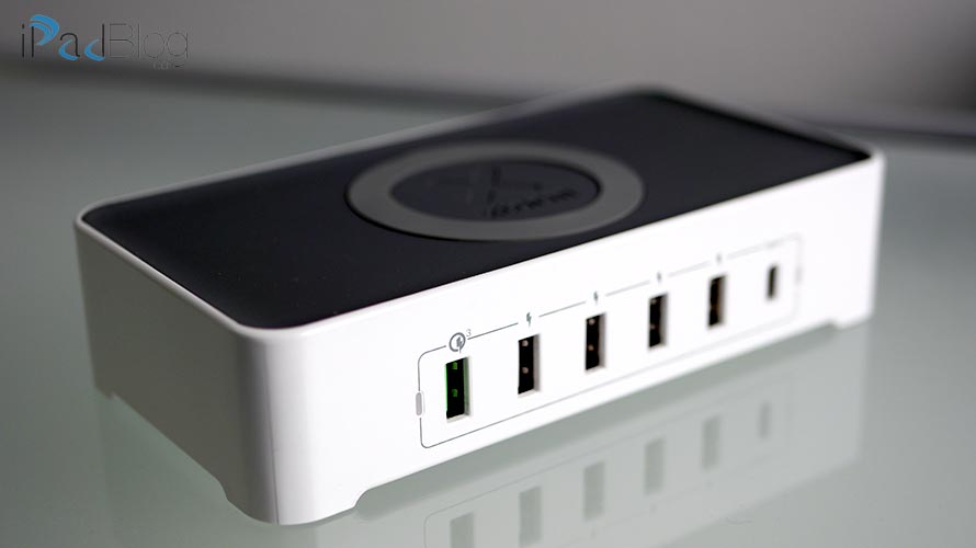 Xtorm-Vigor-Power-Hub-unboxed-ipadblog.de