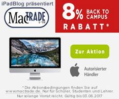 Mactrade Aktion Mai 2017