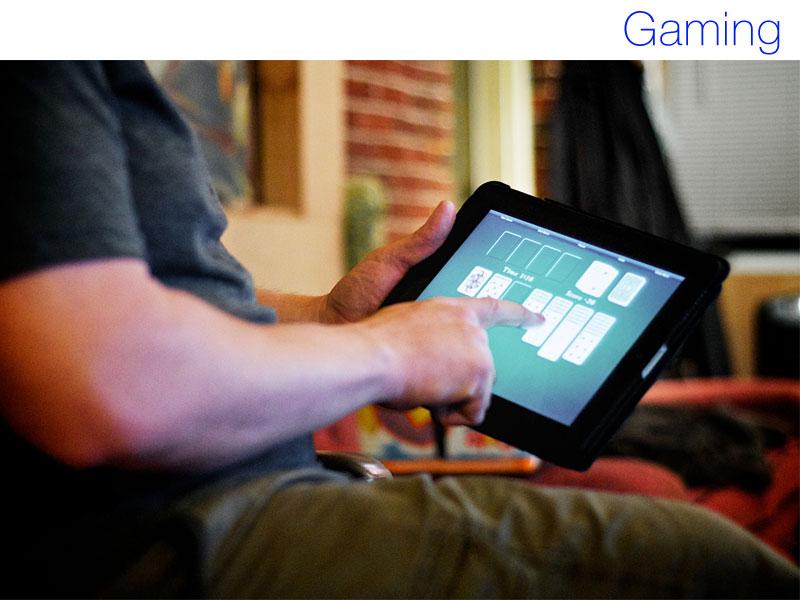 das neue ipad das beste tablet zum spielen. Black Bedroom Furniture Sets. Home Design Ideas