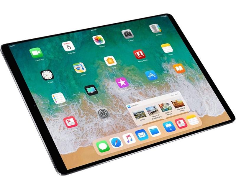 Randlos und ohne Homebutton: Apple arbeitet an neuem iPad Pro (2018 ...