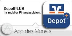 """App des Monats April 2018 –DepotPlus""""></a></a></p> <p><a title="""