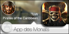 "App des Monats August 2018 – Pirates of the Caribbean : ToW""></a></p> <p><a title="