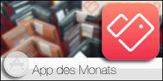App des MOnats Oktober 2018