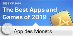 Apps des Monats Januar 2020 – Das Beste aus 2020