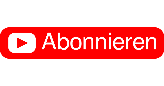 """Abonniere YouTube"